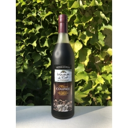 Cognac Couprie Coffee Liqueur with Cognac